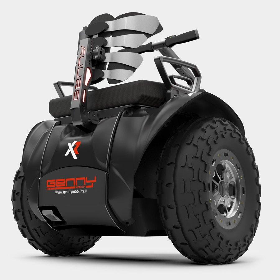 silla de ruedas genny