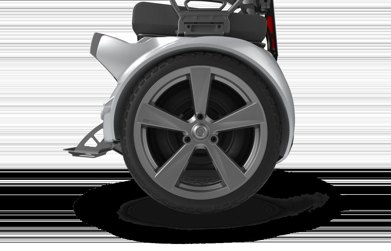 Llantas exclusivas de Genny Mobility