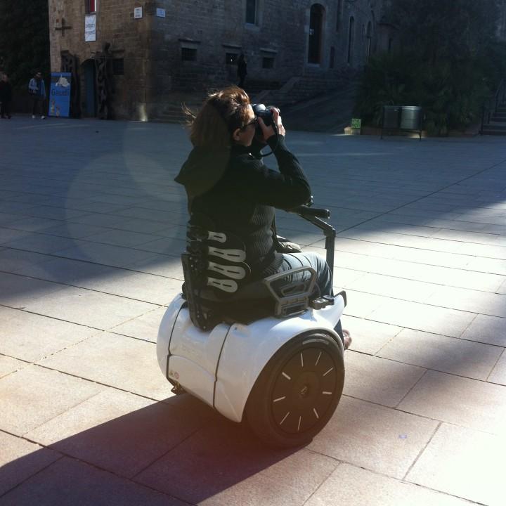No renuncies a tus aficiones, gracias a la silla de ruedas eléctrica Genny