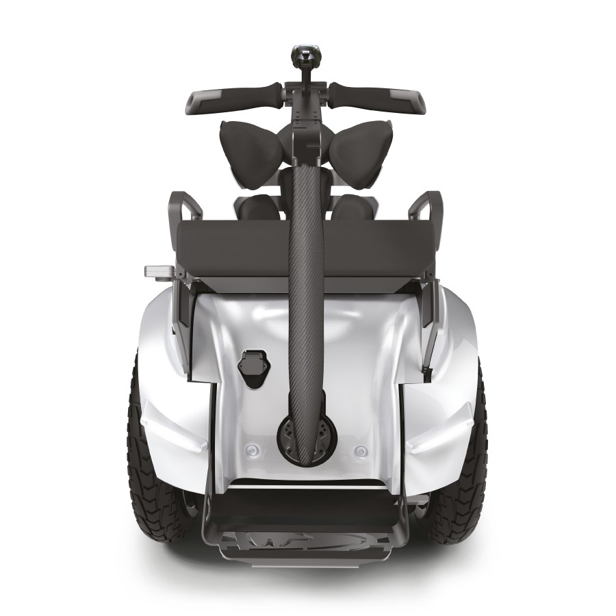 Silla de ruedas eléctrica Genny 2.0 Urban, vista frontal