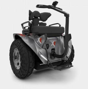 Silla de ruedas eléctrica Genny XRoad