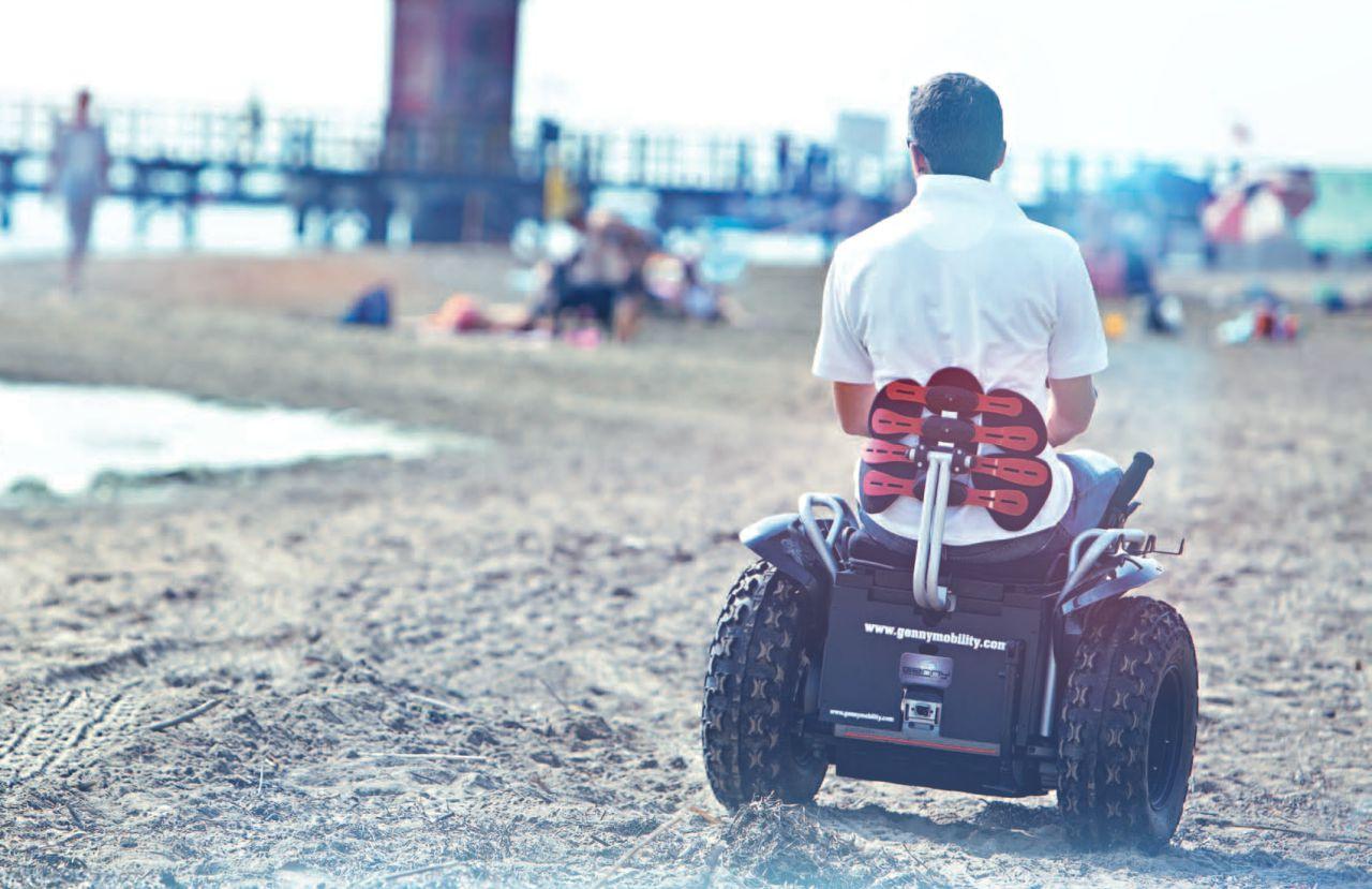 silla de ruedas genny precio